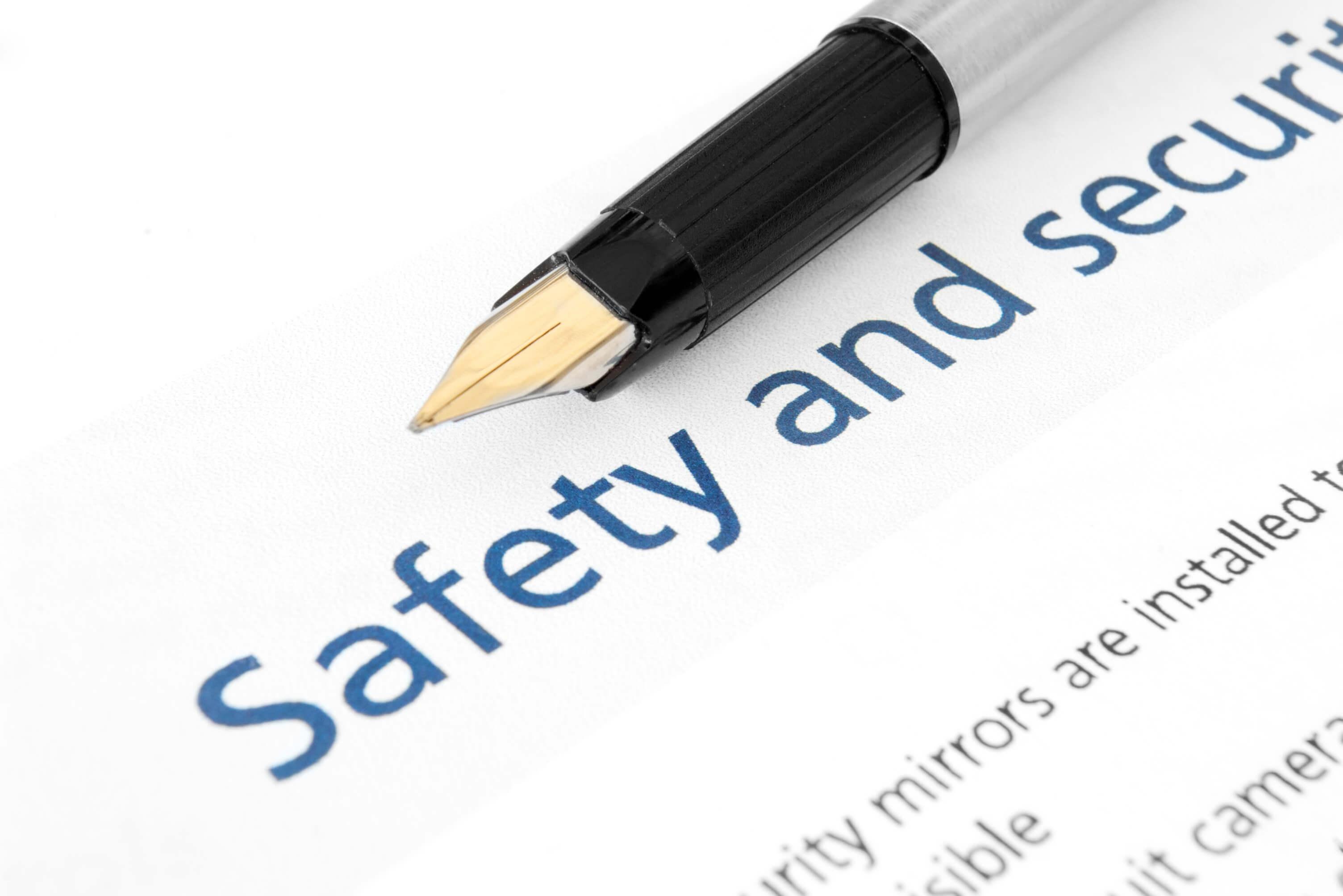 fire risk assessments