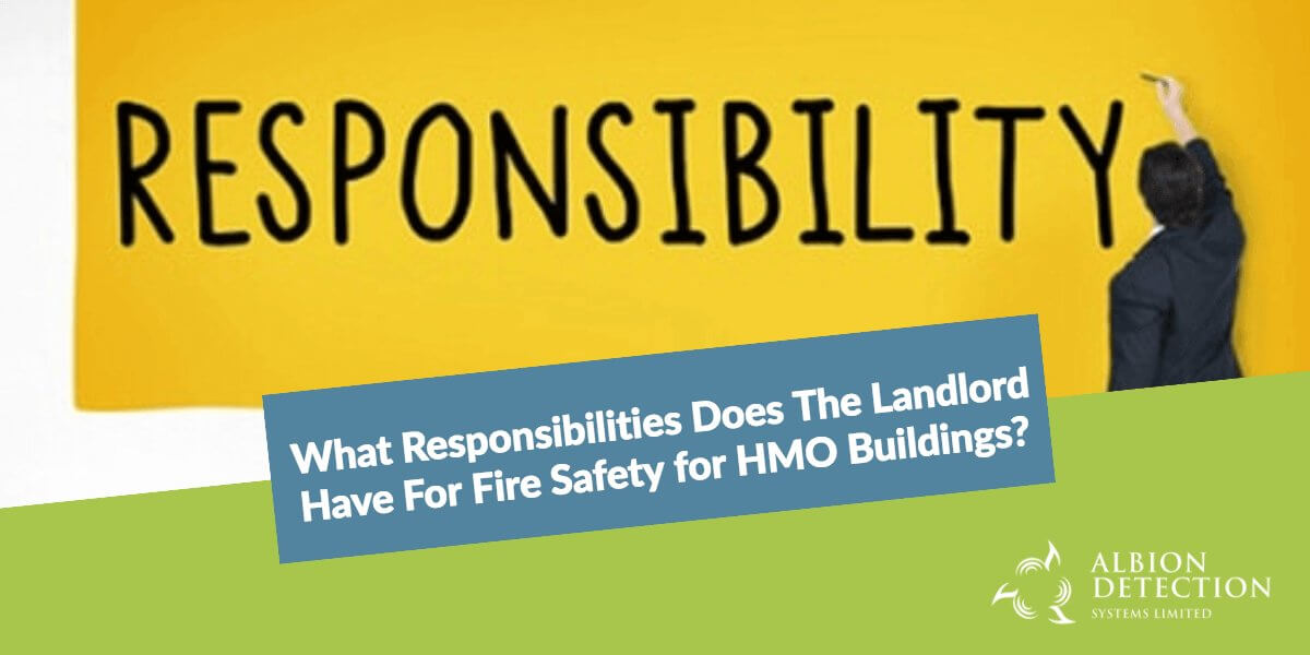 Fire Safety for HMO Buildings