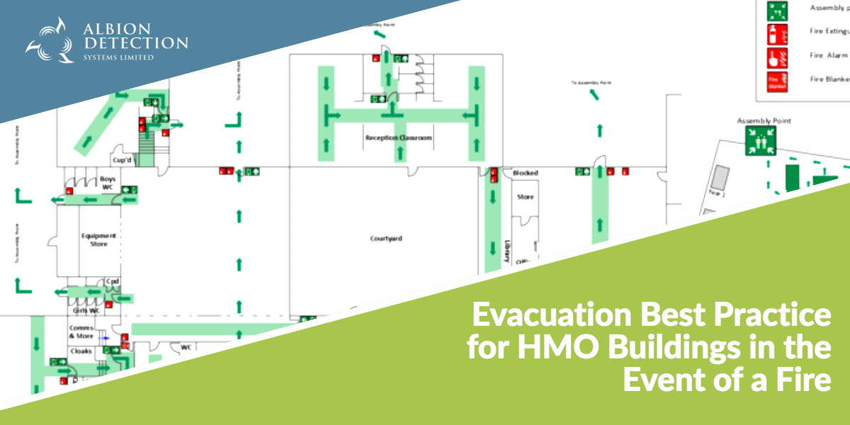 Evacuation Best Practice for HMO Buildings