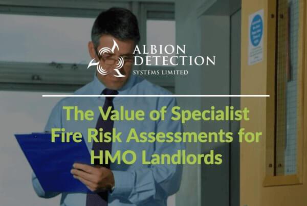 Fire Risk Assessments for HMO