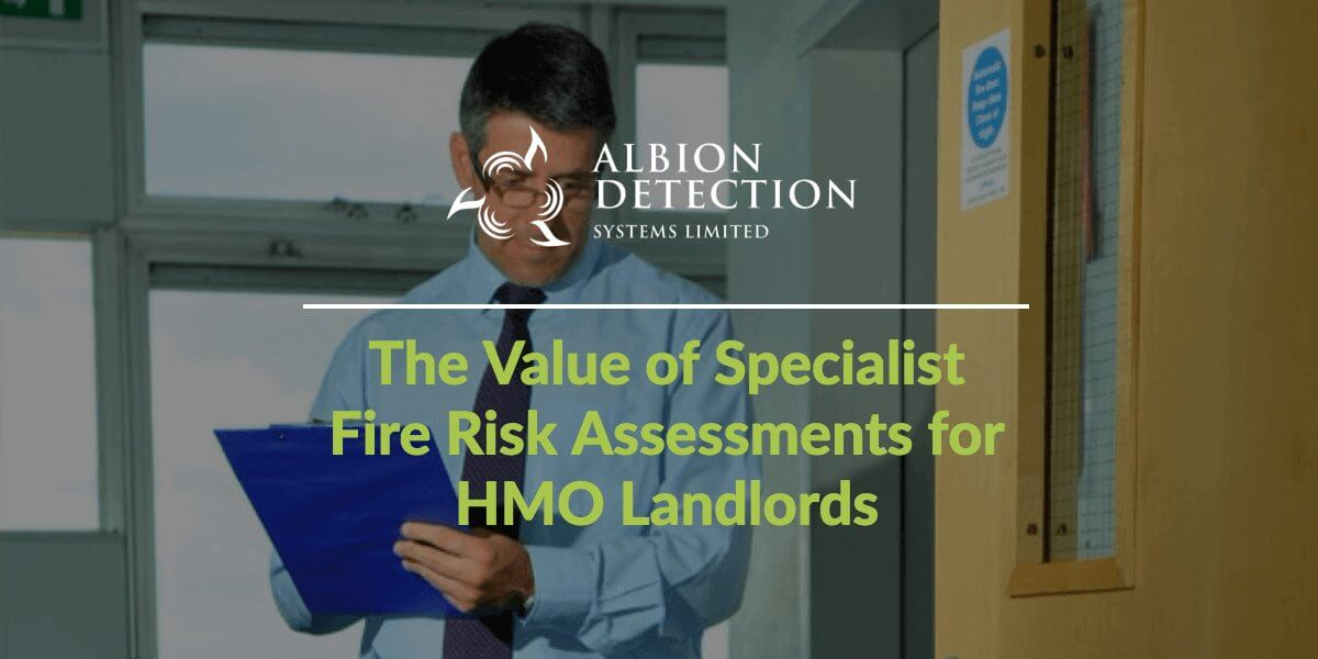 Fire Risk Assessments for HMO