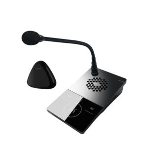 Digital Counter Intercom - Speech Transfer System